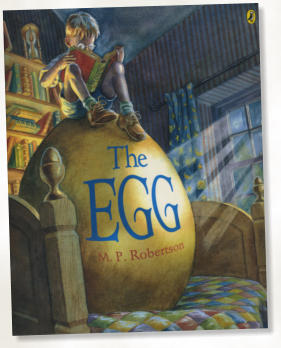 Image result for the egg by mp robertson
